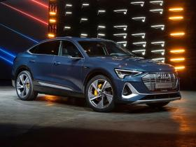Ver foto 23 de Audi e-tron 55 quattro Sportback S line 2020