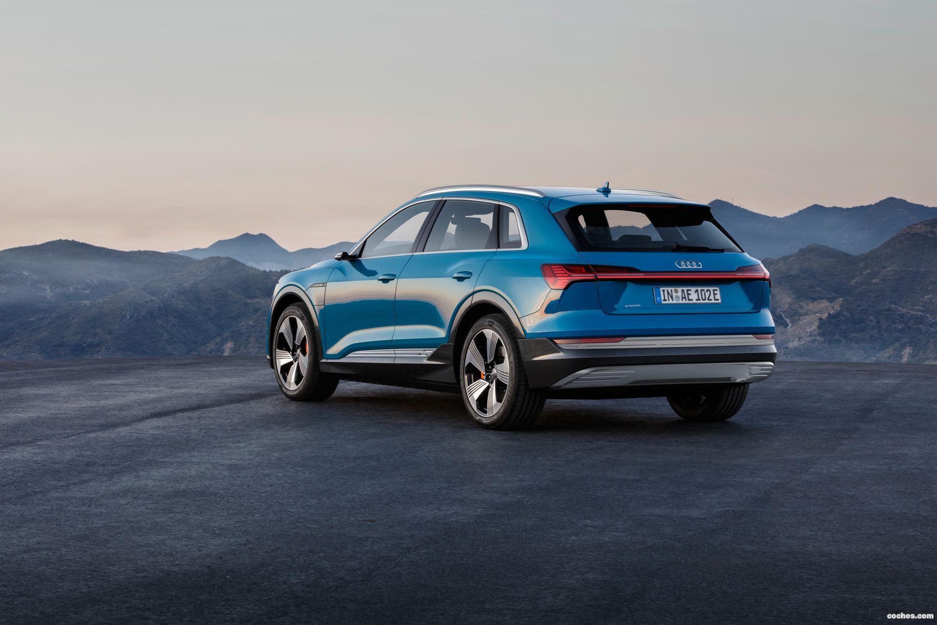Foto 10 de Audi e-tron 55 quattro 2019
