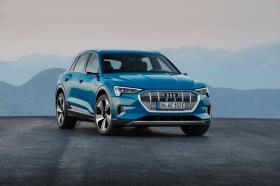 Ver foto 9 de Audi e-tron 55 quattro 2019