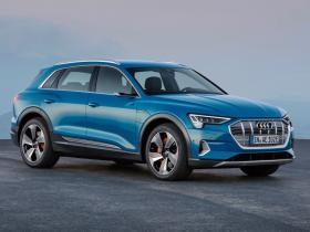 Ver foto 10 de Audi e-tron 55 quattro 2019