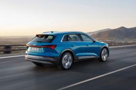 Ver foto 8 de Audi e-tron 55 quattro 2019