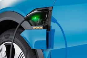 Ver foto 7 de Audi e-tron 55 quattro 2019
