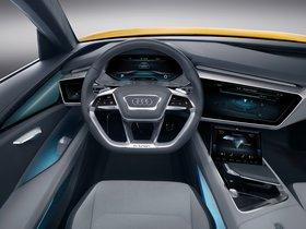 Ver foto 9 de Audi h-Tron Quattro Concept 2016