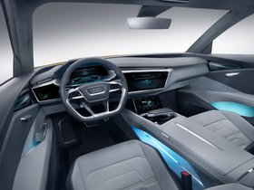 Ver foto 8 de Audi h-Tron Quattro Concept 2016
