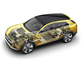 Ver foto 6 de Audi h-Tron Quattro Concept 2016