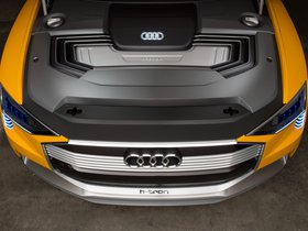 Ver foto 5 de Audi h-Tron Quattro Concept 2016