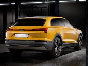 Ver foto 4 de Audi h-Tron Quattro Concept 2016