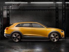 Ver foto 3 de Audi h-Tron Quattro Concept 2016