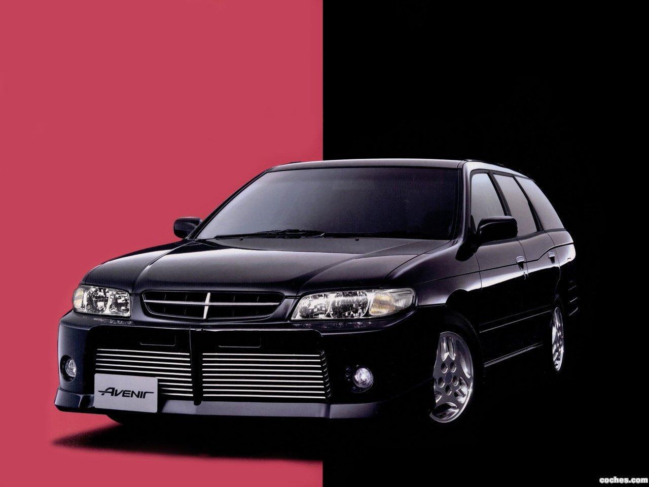 Foto 0 de Nissan Avenir Rider 1998