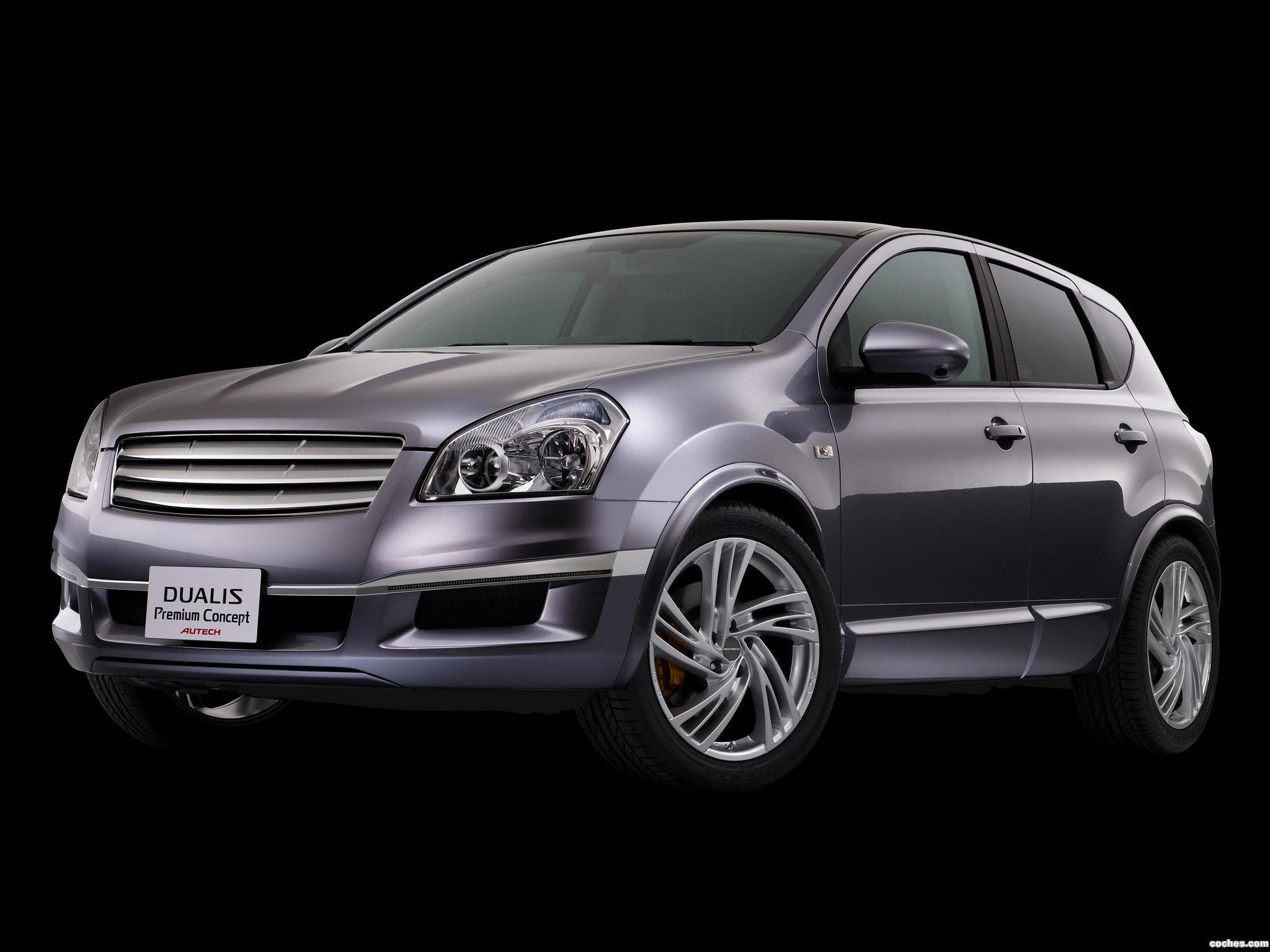 Foto 0 de Autech Nissan Dualis Premium Concept J10 2009
