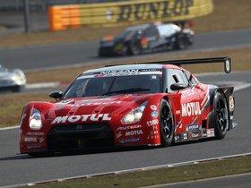 Ver foto 1 de Nissan autech GT-R Motul 2011