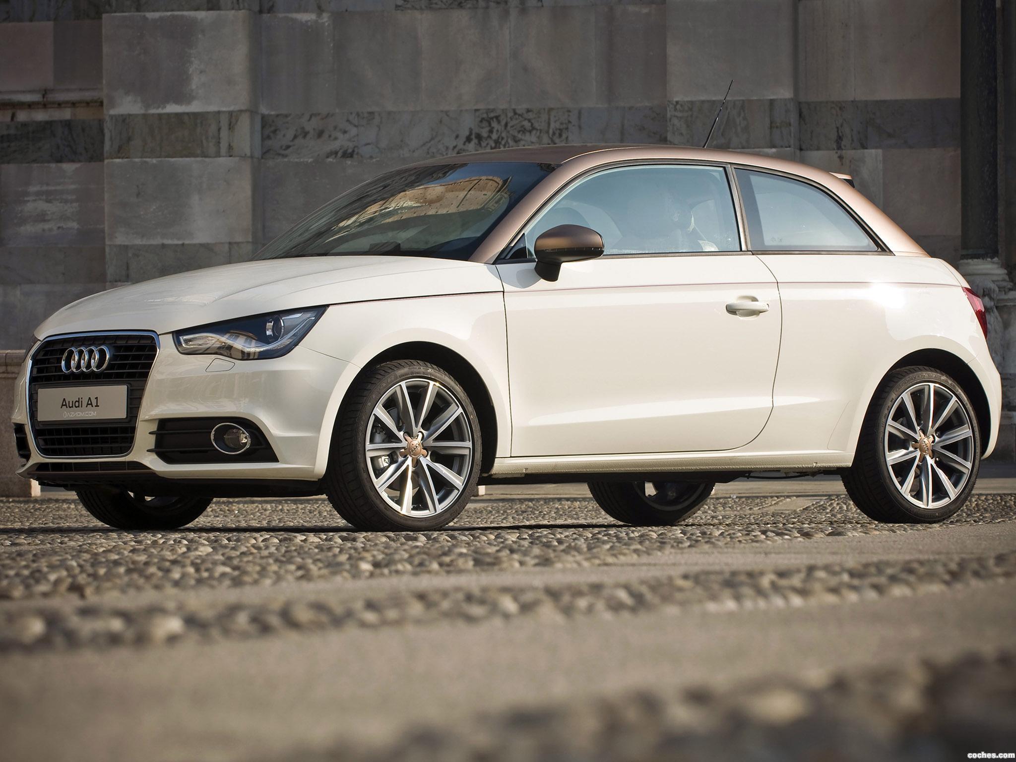Foto 3 de Aznom Audi Audi A1 Goldie 2011