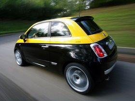 Ver foto 2 de Aznom Fiat 500 2007