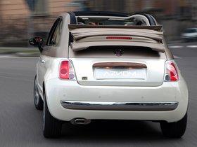 Ver foto 2 de Aznom Fiat 500C Sassicaica Limited Edition 2010