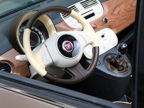 Ver foto 10 de Aznom Fiat 500C Sassicaica Limited Edition 2010
