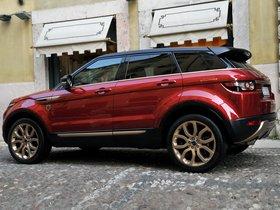 Ver foto 3 de Aznom Land Rover Evoque Bollinger 2012
