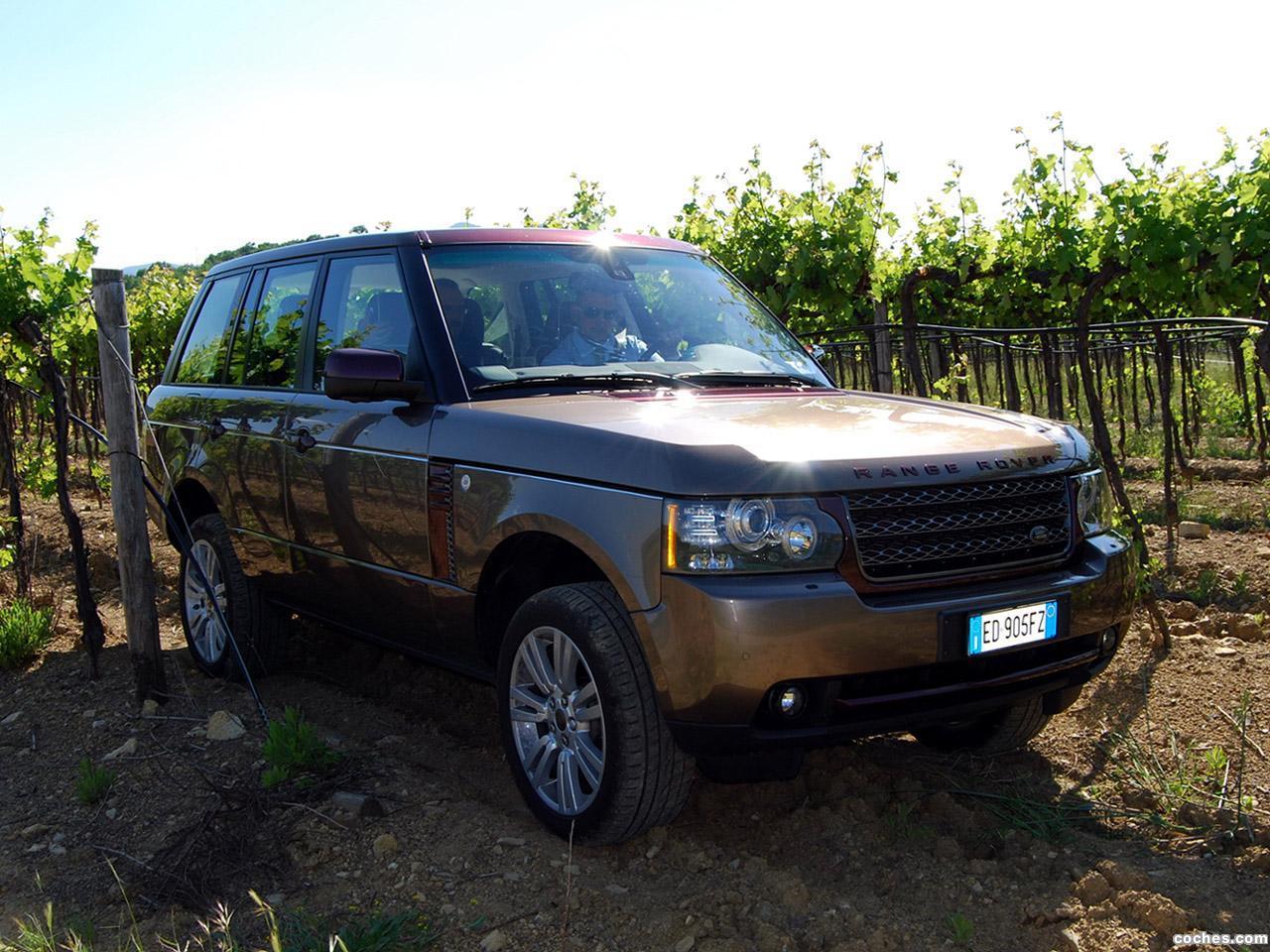 Foto 0 de Aznom Land Rover Range Rover Spirito Divino 2011