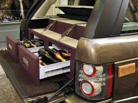 Ver foto 8 de Aznom Land Rover Range Rover Spirito Divino 2011