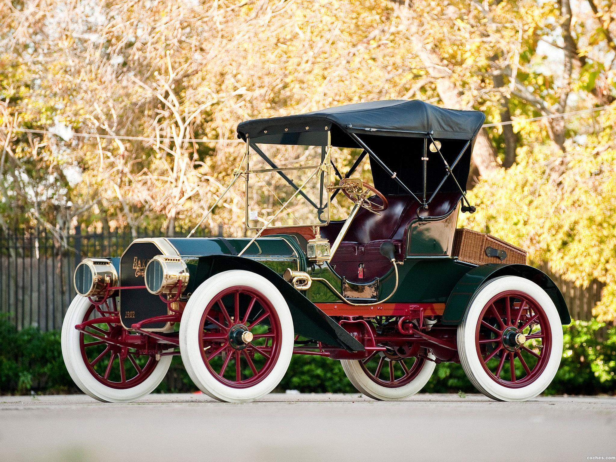 Foto 0 de Baker Model M Roadster 1907