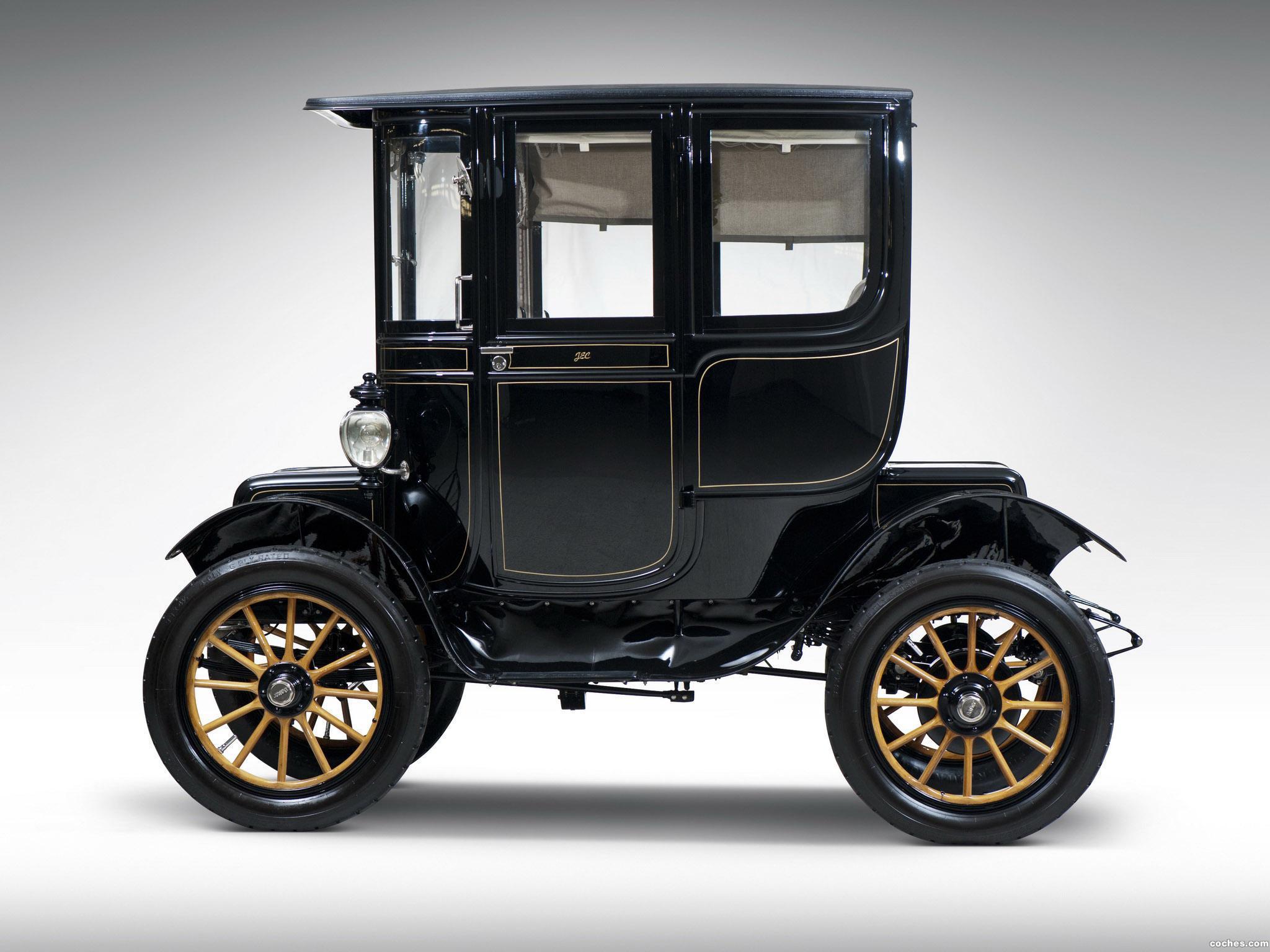 Foto 4 de Baker Model V Special Extension Coupe 1912