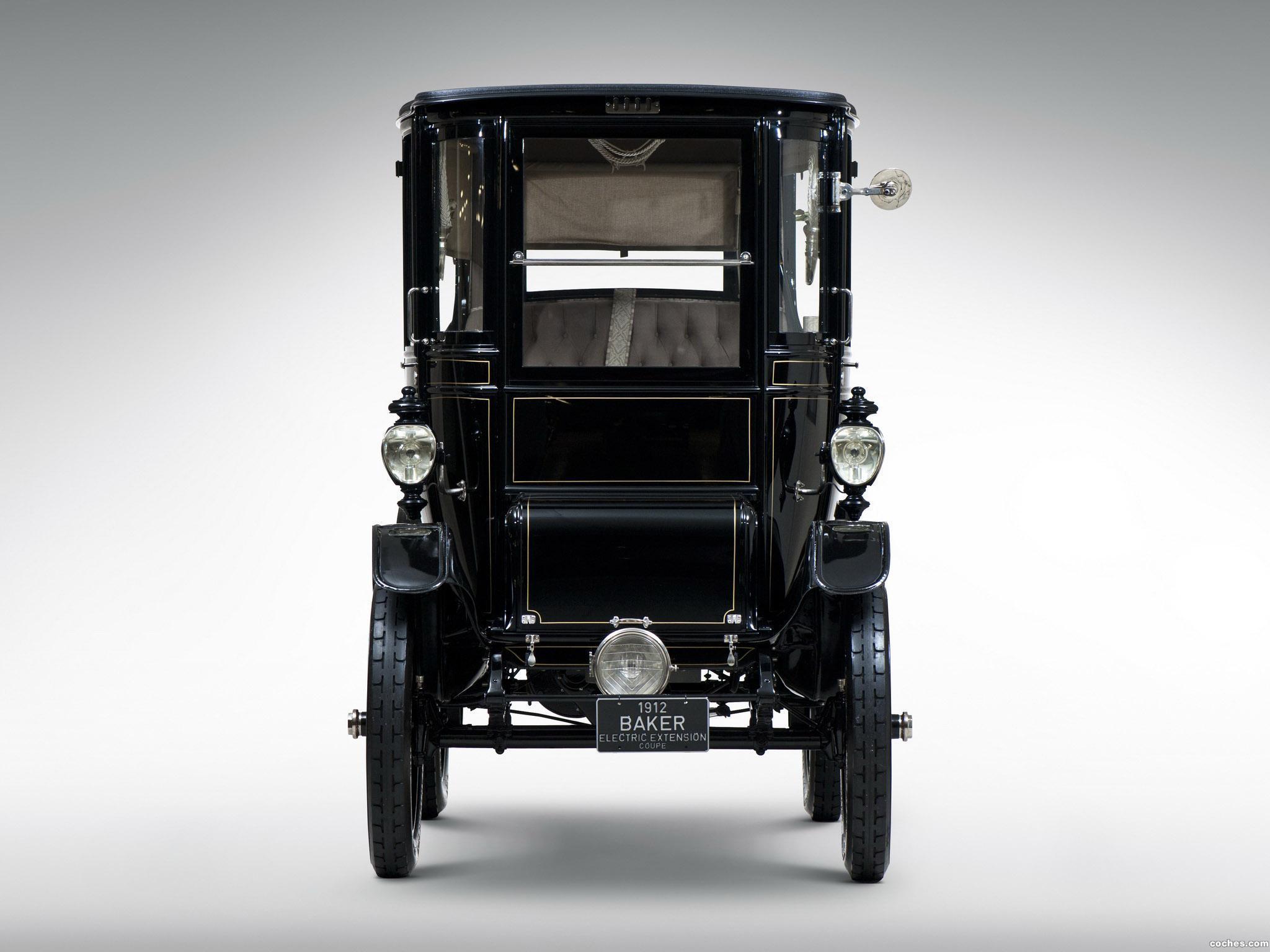 Foto 3 de Baker Model V Special Extension Coupe 1912