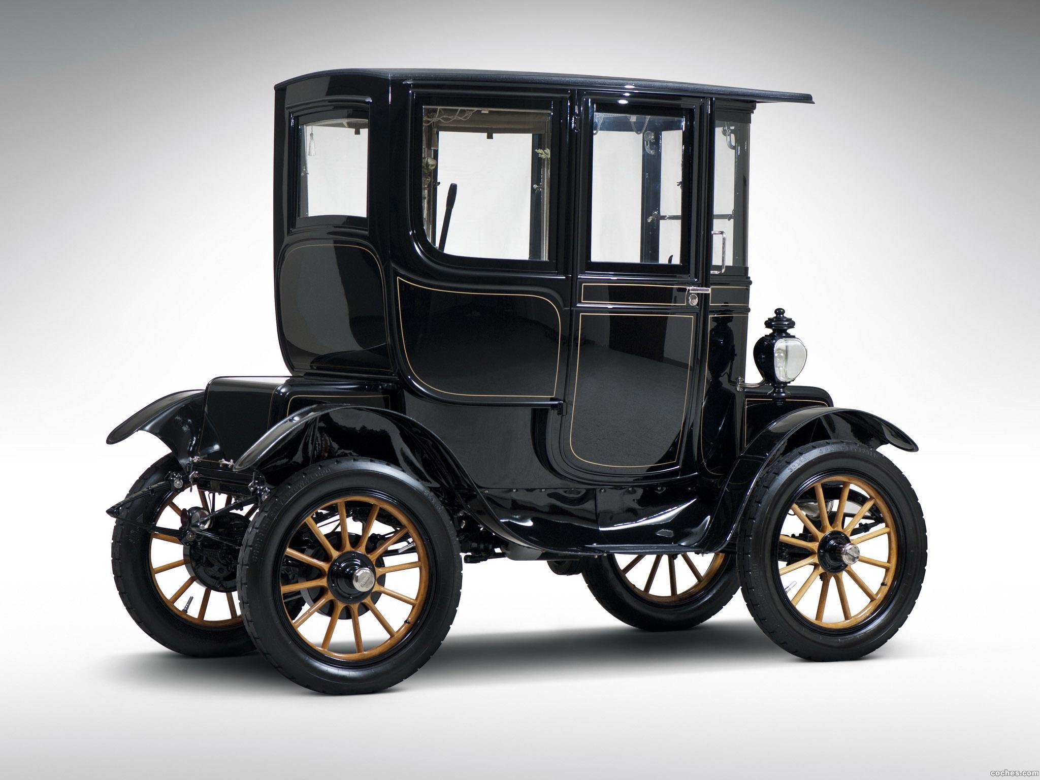Foto 2 de Baker Model V Special Extension Coupe 1912