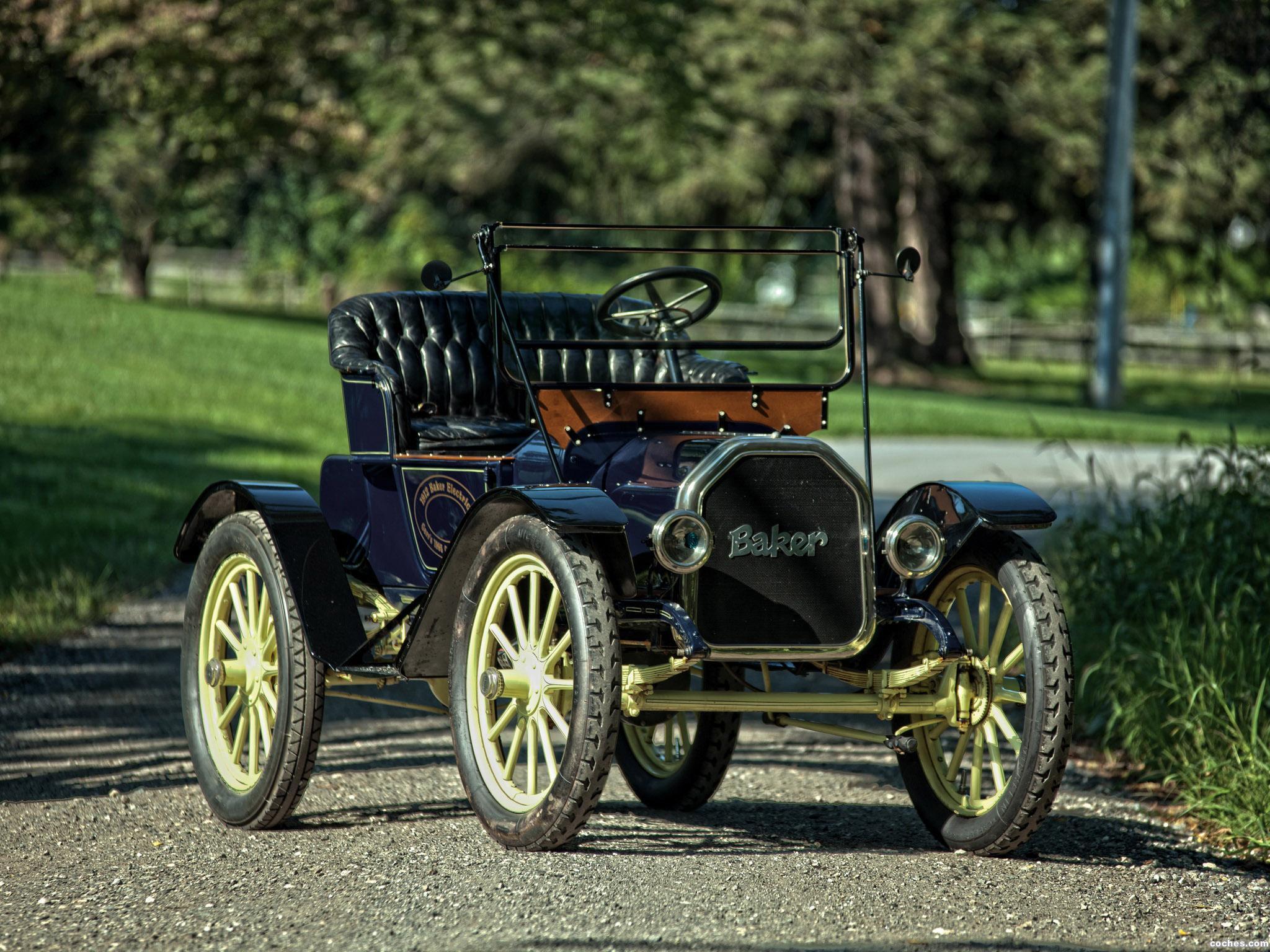 Foto 0 de Baker Model W Runabout 1912