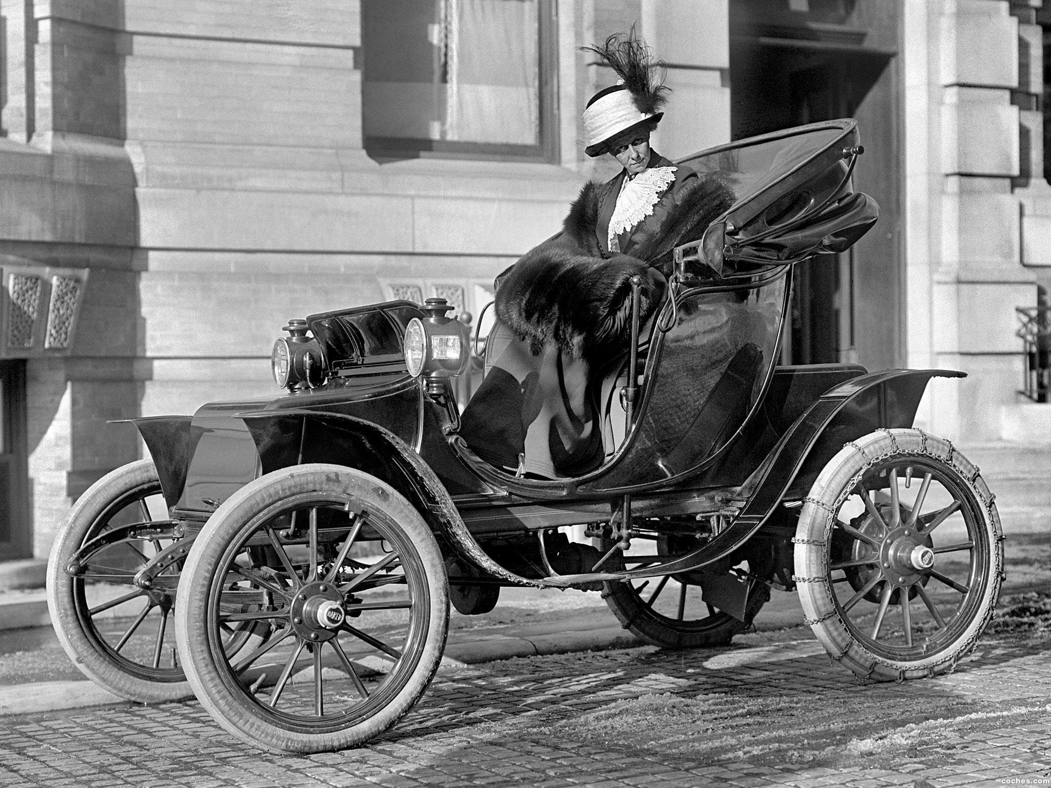 Foto 0 de Baker Victoria Roadster 1908
