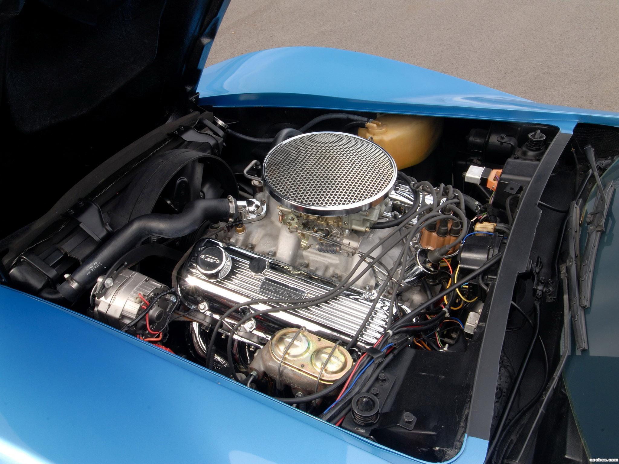 Foto 3 de Chevrolet Baldwin-Motion Corvette C3 Phase III 1969