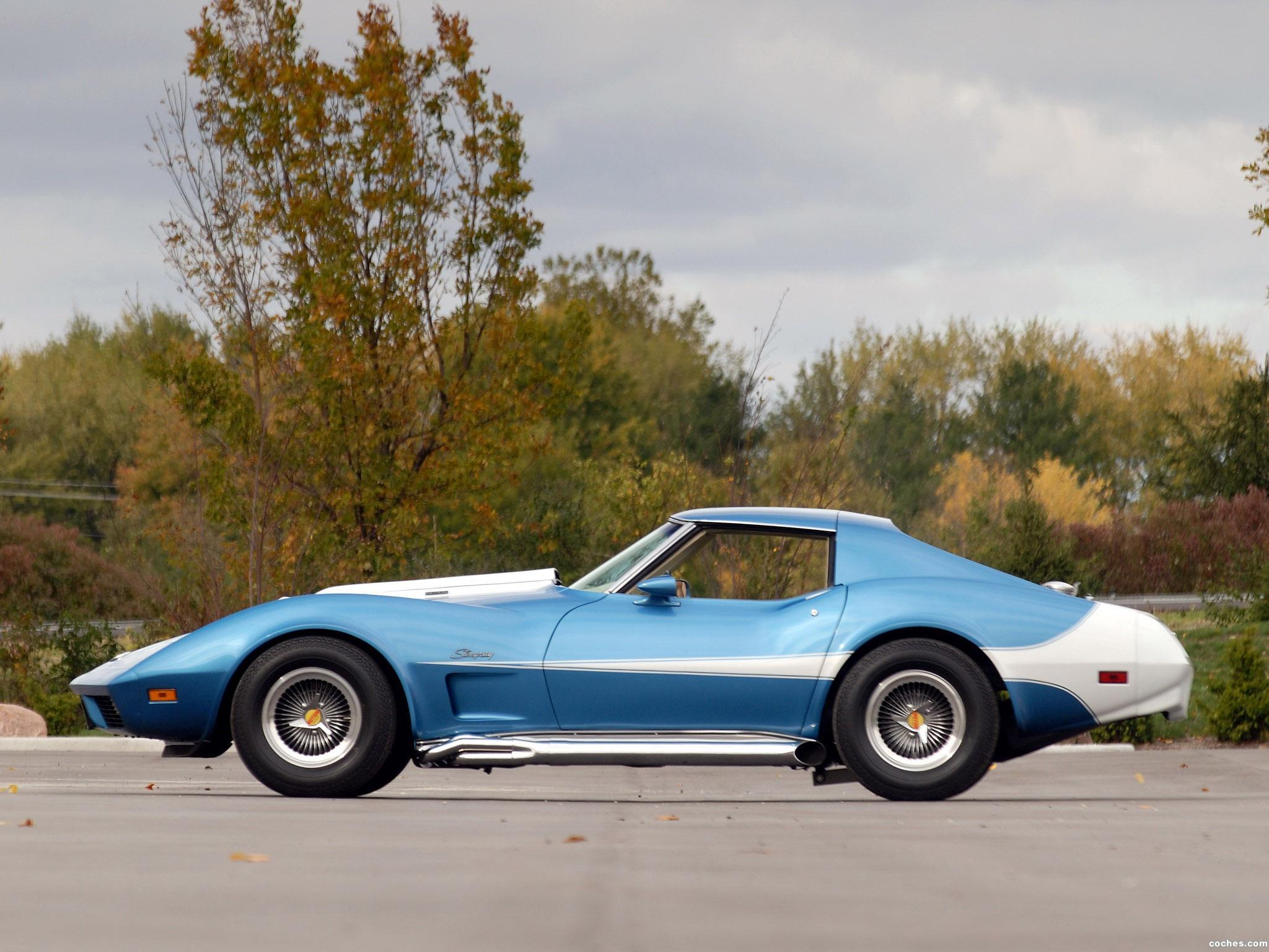 Foto 1 de Chevrolet Baldwin-Motion Corvette C3 Phase III 1969