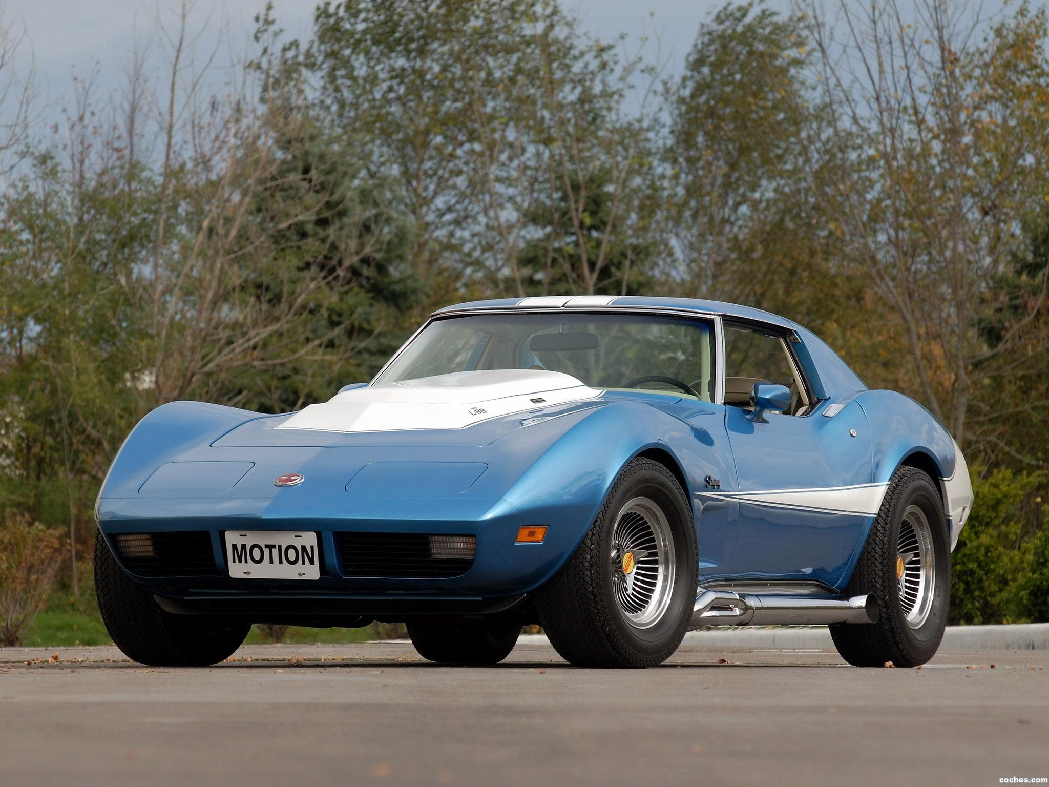 Foto 0 de Chevrolet Baldwin-Motion Corvette C3 Phase III 1969
