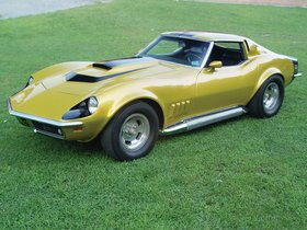Ver foto 5 de Chevrolet Baldwin-Motion Corvette C3 Phase III 1969