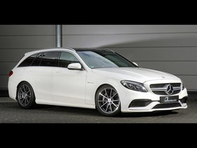 Ver foto 2 de BB Mercedes AMG C63 Estate S205 2016
