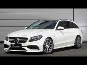 Fotos de BB Mercedes AMG C63 Estate S205 2016