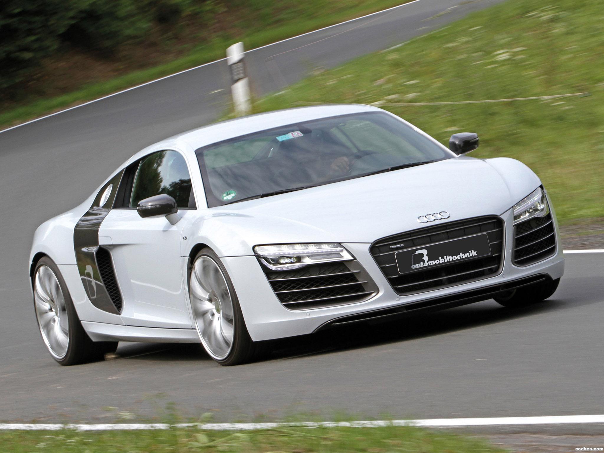 Foto 0 de Audi B&B R8 V10 Plus 2013