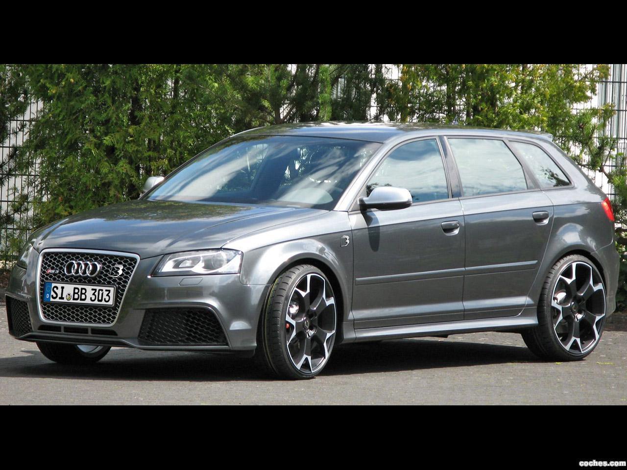Foto 0 de Audi BB RS3 Sportback 2011