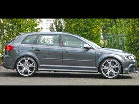 Ver foto 4 de Audi BB RS3 Sportback 2011