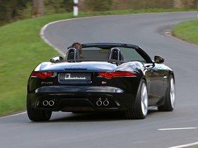 Ver foto 5 de Jaguar BB F-Type S Roadster 2016