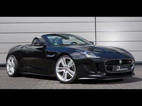 Ver foto 4 de Jaguar BB F-Type S Roadster 2016