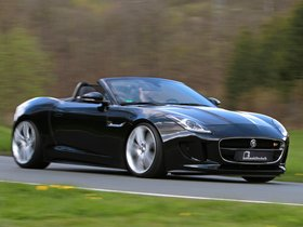 Fotos de Jaguar BB F-Type S Roadster 2016