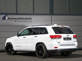 Ver foto 2 de Jeep BB Grand Cherokee 2015