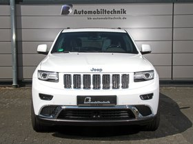 Ver foto 1 de Jeep BB Grand Cherokee 2015