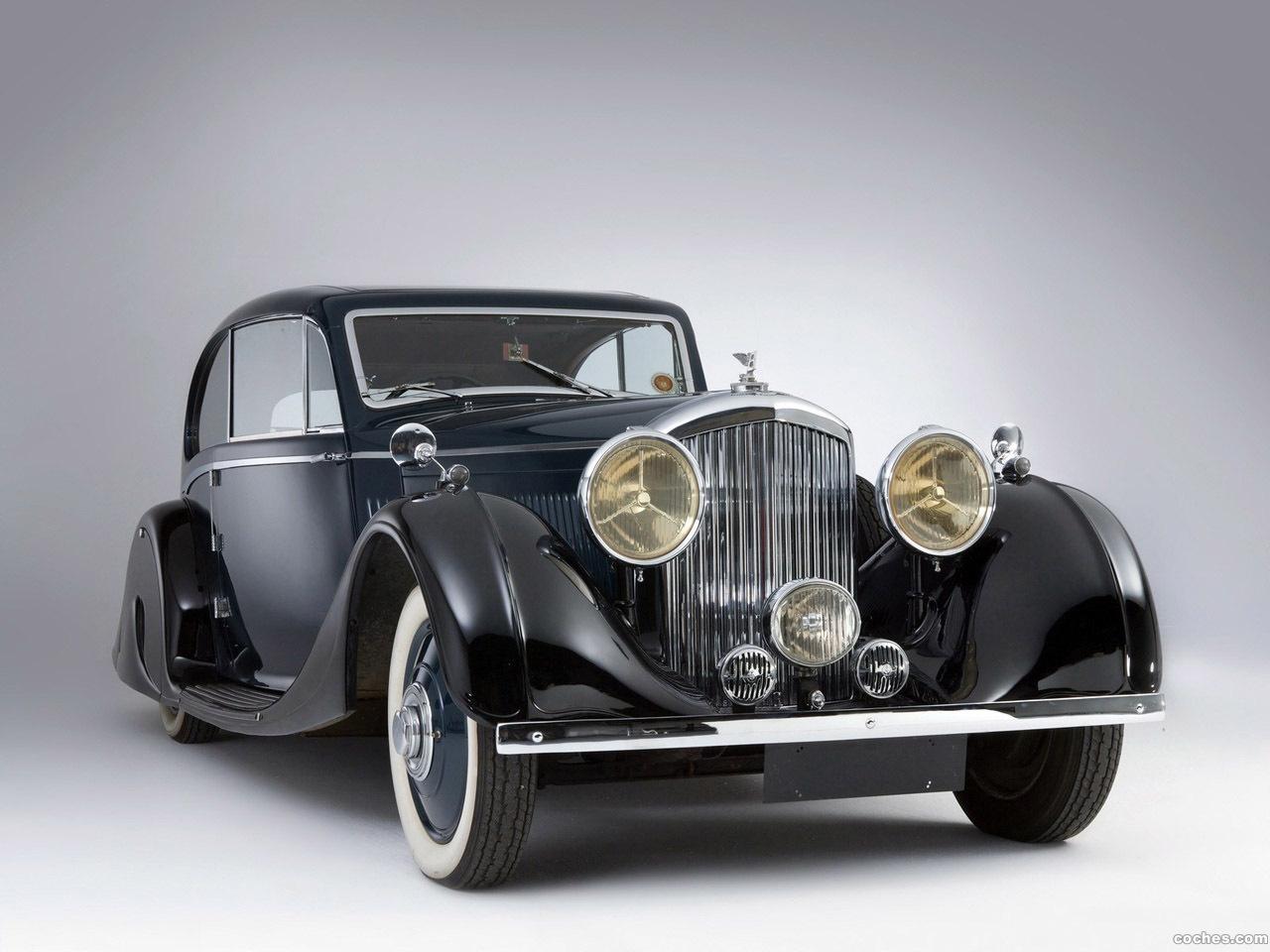 Foto 0 de Bentley 3 1-2 Litre Coupe 1935