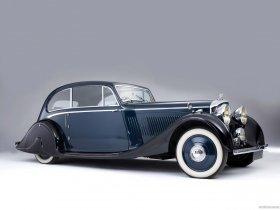 Ver foto 4 de Bentley 3 1-2 Litre Coupe 1935