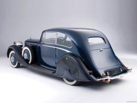 Ver foto 2 de Bentley 3 1-2 Litre Coupe 1935