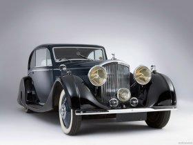 Ver foto 1 de Bentley 3 1-2 Litre Coupe 1935