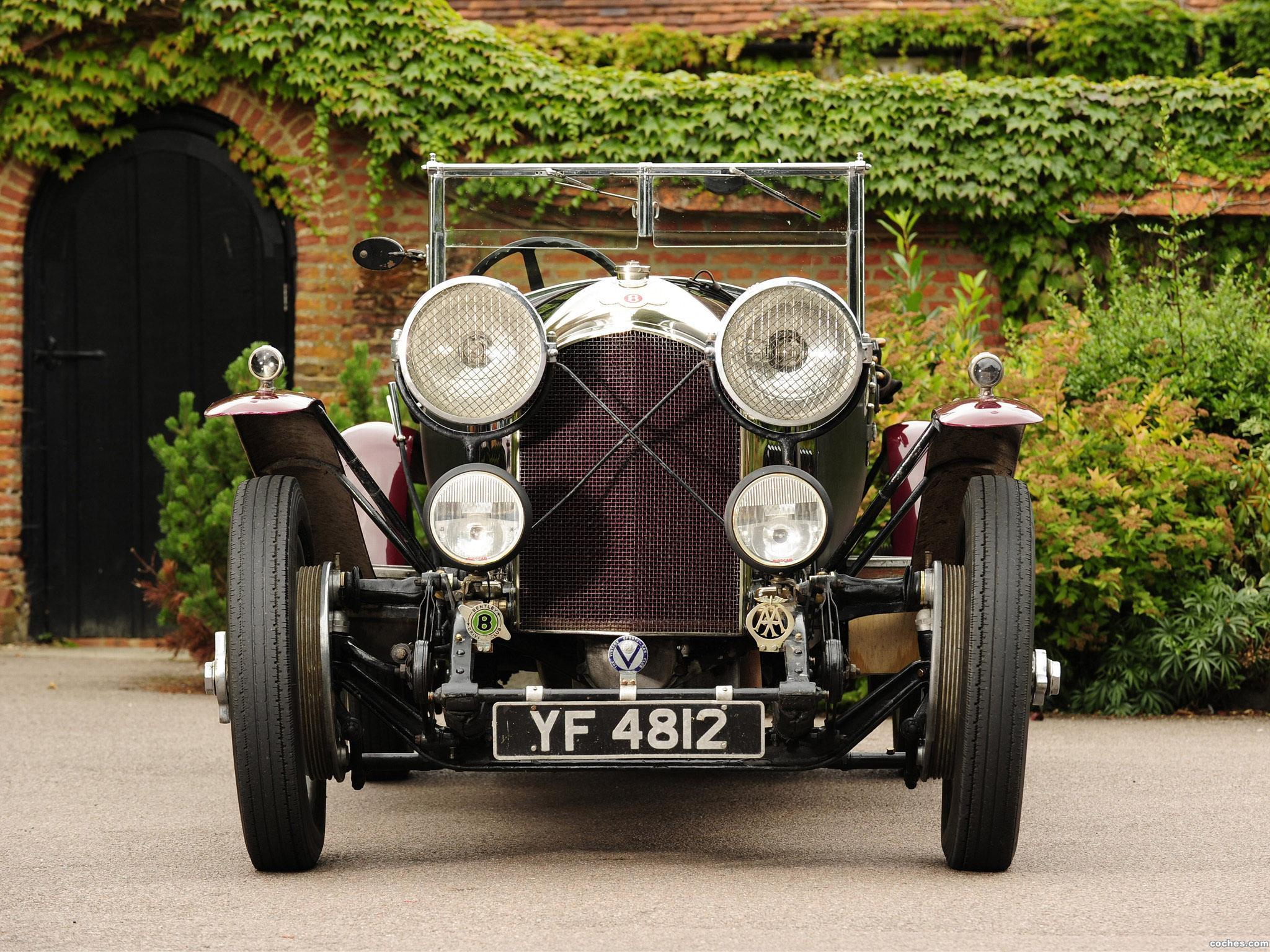 Foto 3 de Bentley 3 Litre Speed Tourer 1921