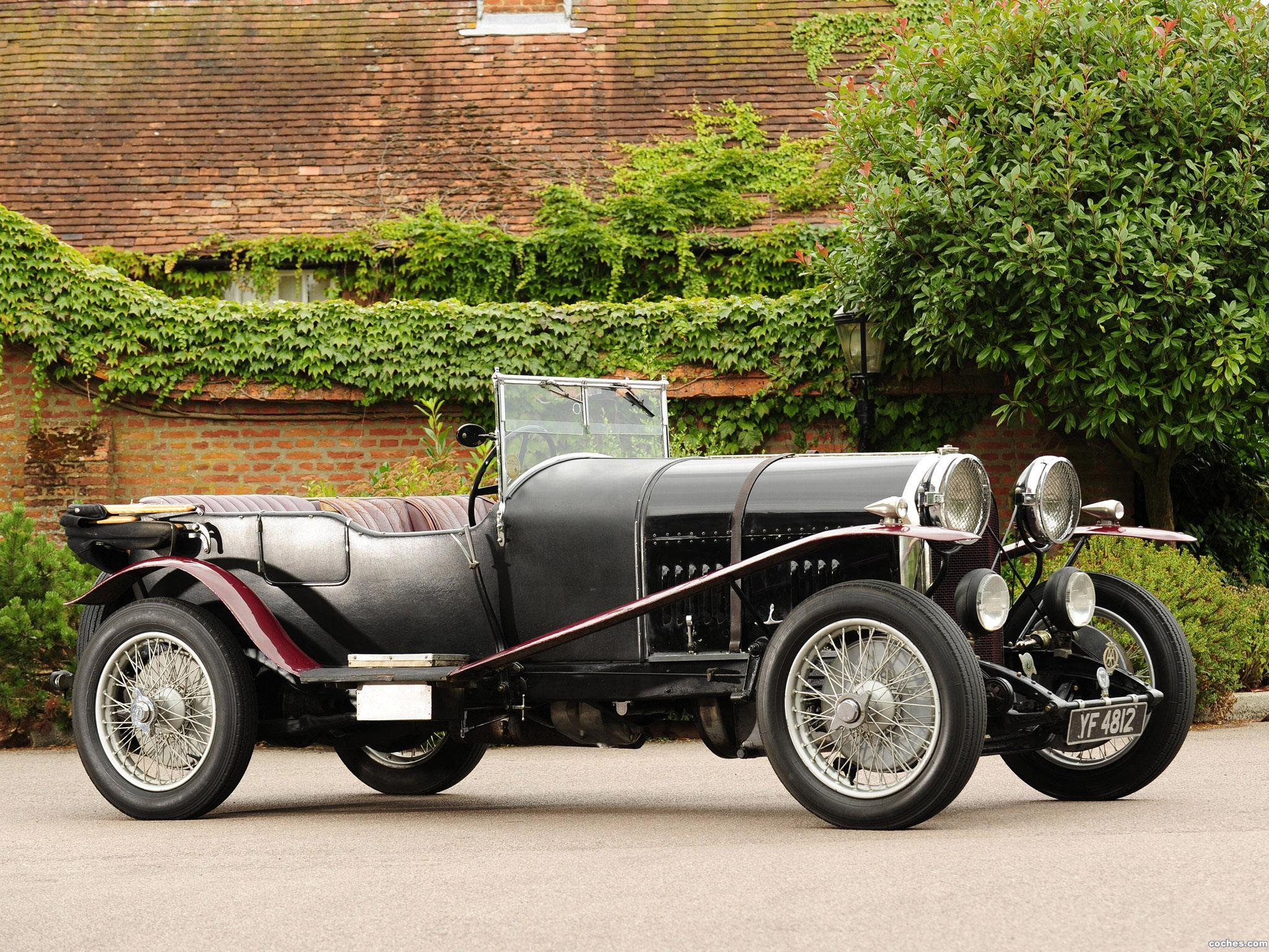 Foto 0 de Bentley 3 Litre Speed Tourer 1921