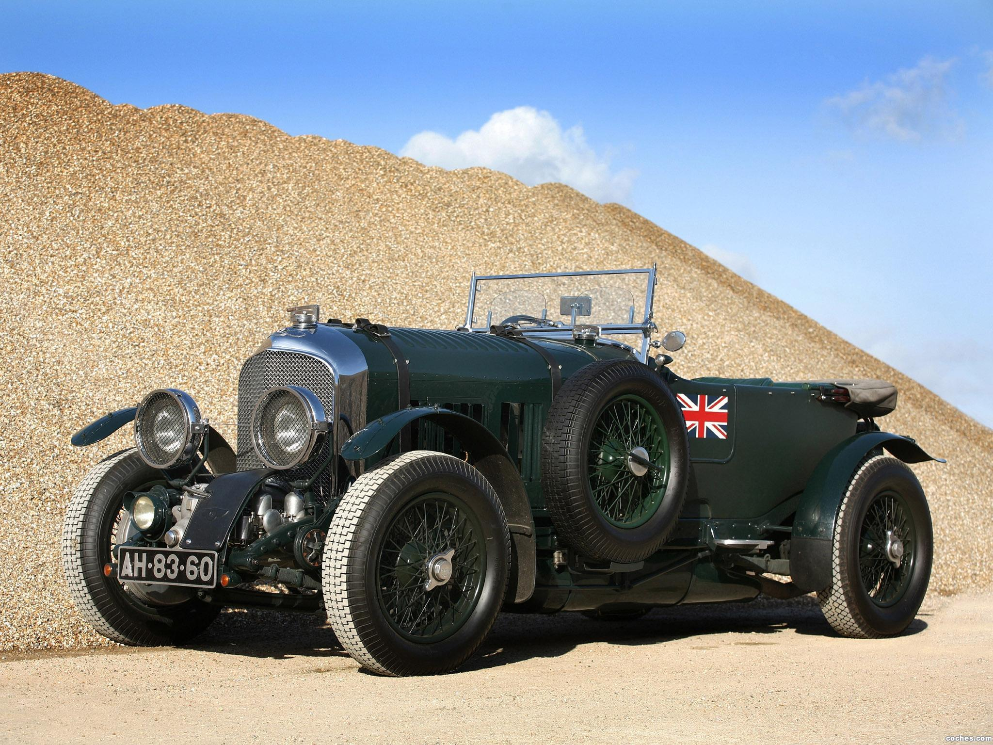 Foto 0 de Bentley 4 1-2 Blower 1926