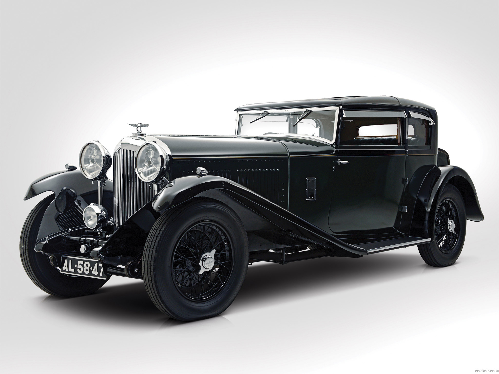 Foto 0 de Bentley 8 Litre Short Chassis Mayfair Fixed Head Coup 1932